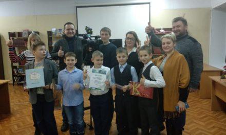 Победа СК » Динамо-Ивантеевка » в новогоднем конкурсе