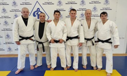 Мастер класс в СК «Динамо-Ивантевка» от именитых чемпионов